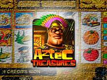Aztec Treasure в электронном турнире